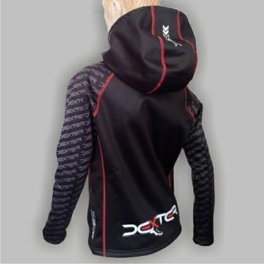 022 Softshell jacket IMAGE black L