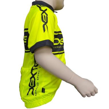 010 Dres DEXTER NEON kinder yellow