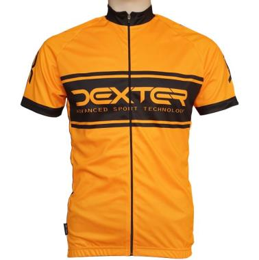 006 Dres DEXTER NEON man orange    L