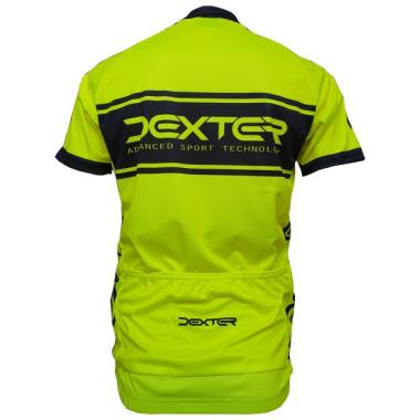 006 Dres DEXTER NEON man yellow       XS