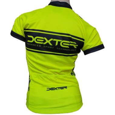 008 Dres DEXTER NEON woman yellow  XXL