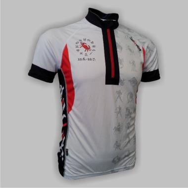 ND084 Jersey ZODIAC RACE white  M