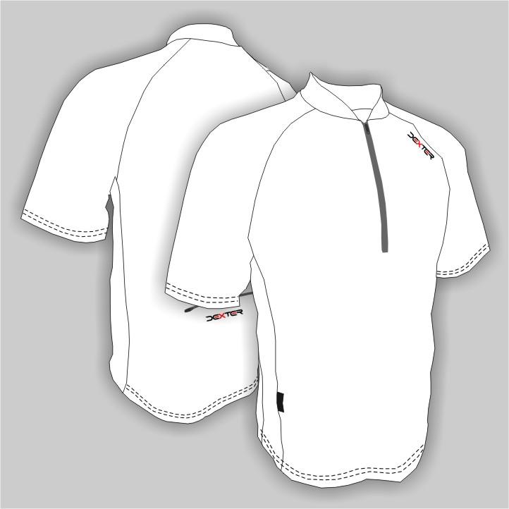 DEXTER - Dres MTB krátký rukáv 005-140g