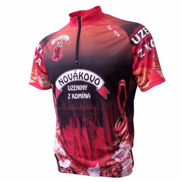 DEXTER - Cyklistický dres BUSSINES ECONOMY