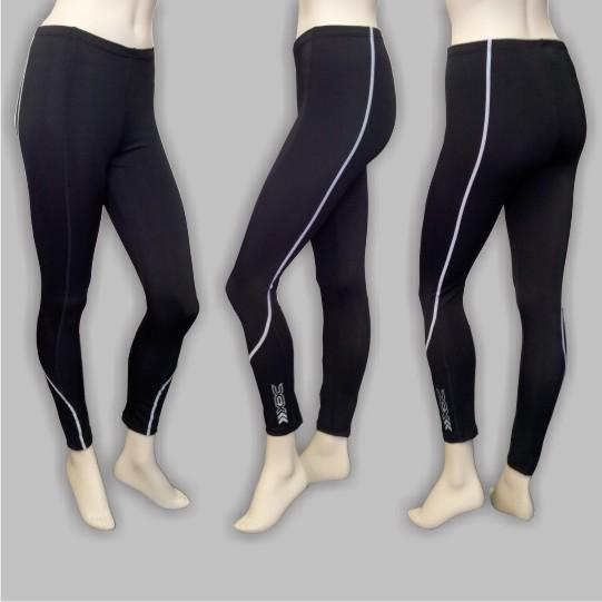 DEXTER - Kalhoty DEX dlouhé s vložkou XS