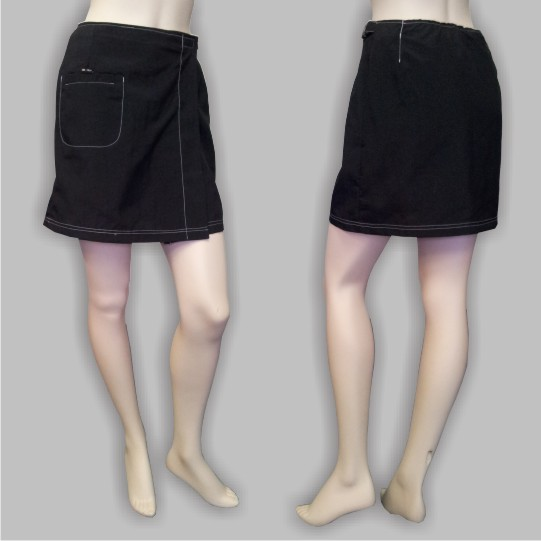 DEXTER - Sukně DEX se šortkami s vložkou